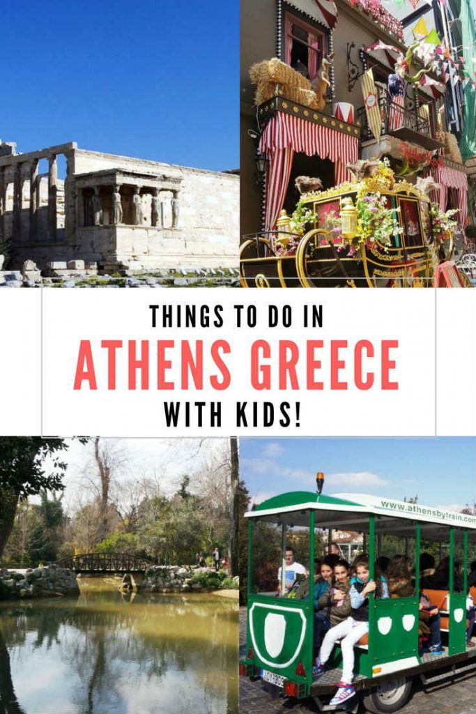 Top 10 Things to do in Athens Greece with Kids