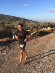 #1 Full Barefoot Marathon Tough Of