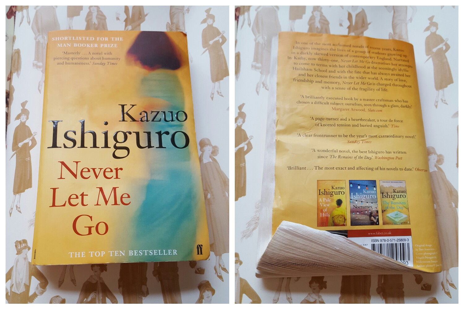 analysis kazuo ishiguro s never let me go Understanding kazuo ishiguro's never let me go: a complete gsce study guide for gcse english literature students for exams from 2017 jan 11, 2017 by gavin smithers.
