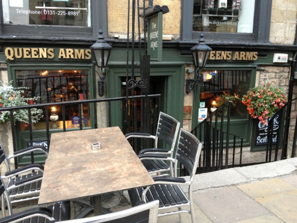 The Queens Arms on Frederick Street is well worth a visit if you're in the city centre