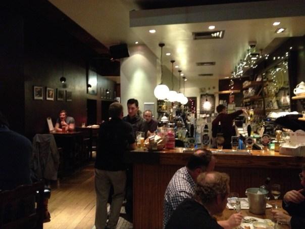 Hectors is a big pub of many bits