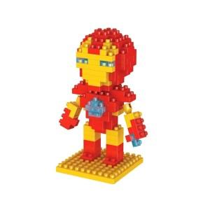 Micro Blocks Superheroes Iron Man