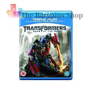 Transformers Dark of the Moon Blu-Ray