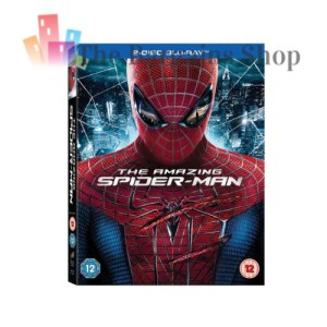 The Amazing Spiderman Blu Ray 2011
