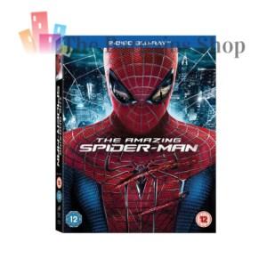 The Amazing Spiderman Blu Ray2011