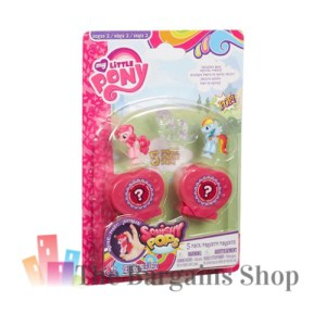 My Little Pony Squishy Pops 5 Pack