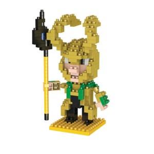 Micro Blocks Superheroes Loki