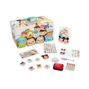 Disney Tsum Tsum Deluxe Fantasy Travel Case