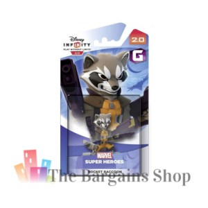 Disney Infinity 2-0 Figure Rocket Raccoon
