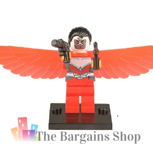 Block Minifigure Falcon