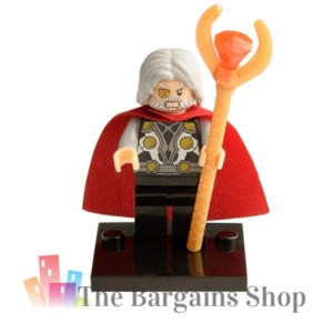 Block Minifigure Odin