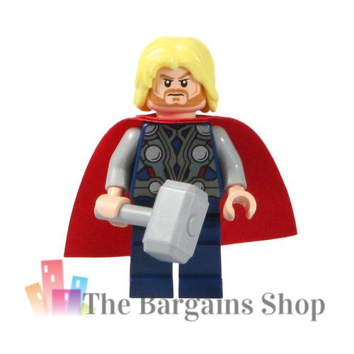 Block Minifigure Thor