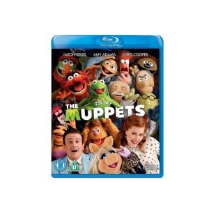 The Muppets Blu Ray