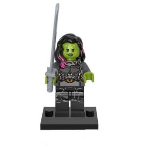 Block Minifigure Gamora