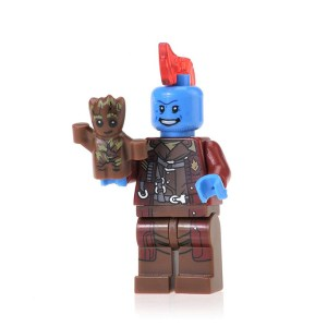 Block Minifigure Yondu