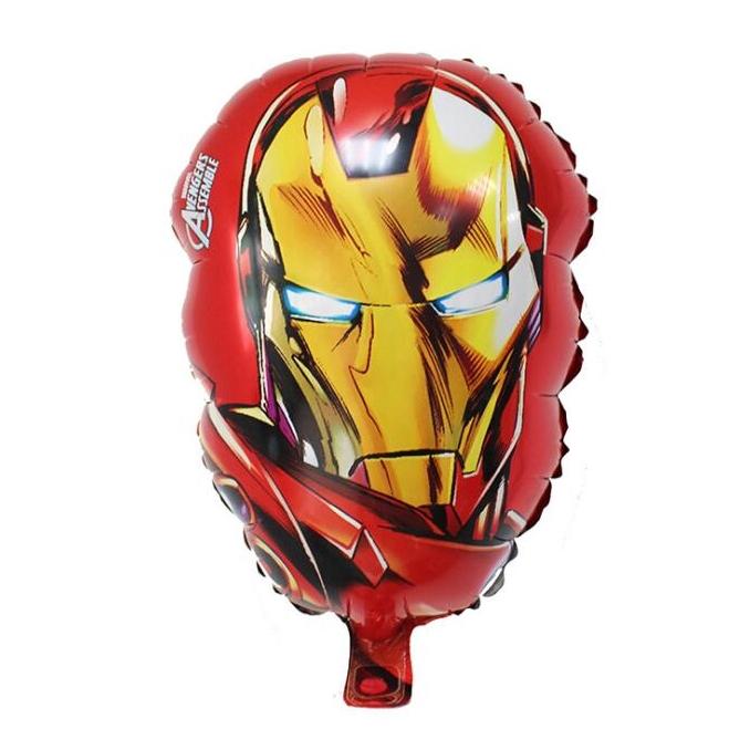 Foil Balloon Iron Man 16 inch