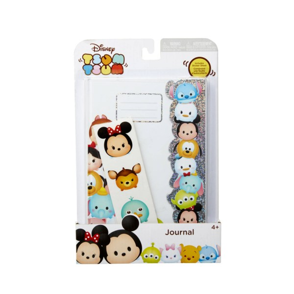 Disney Tsum Tsum Journal