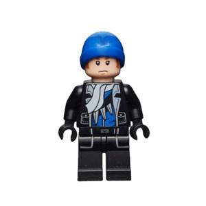 Block Minifigure Captain Boomerang