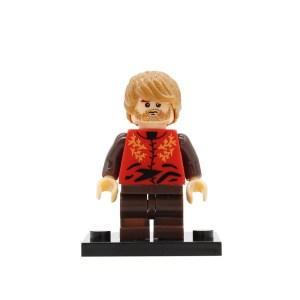 Block Minifigure Tyrion Lannister