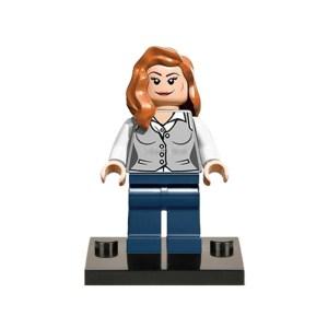 Block Minifigure Lois Lane