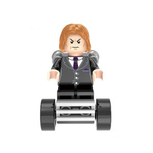 Block Minifigure Professor X Young