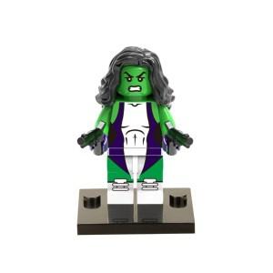 Block Minifigure She-Hulk