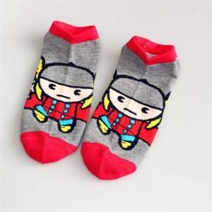 Marvel Trainer Socks Thor