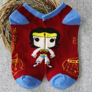 POP Heroes Socks Wonder Woman