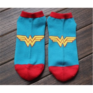 DC Comics Ankle Socks Wonder Woman