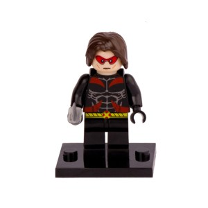 Block Minifigure Warpath