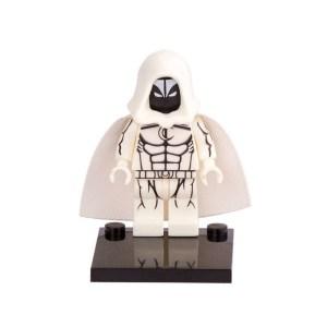Block Minifigure Moon Knight