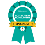 acute canine homeopathy specialist