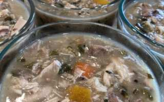 Chicken Stew for Dogs Image