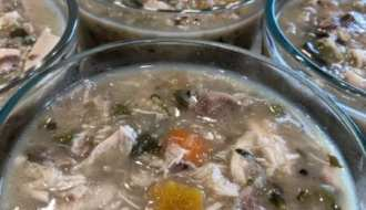 Homemade Chicken Stew for Dogs Image