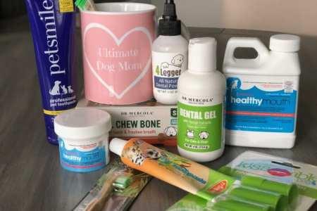 dog dental toothpaste, dental gel, healthy mouth dog water additive, dental chew bones, dental powder and toothbrush