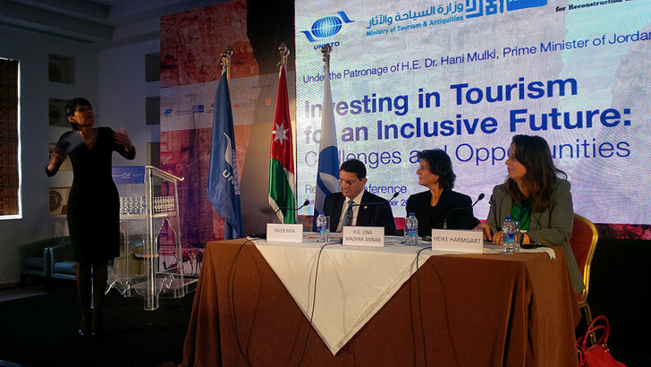 UNWTO and EBRD