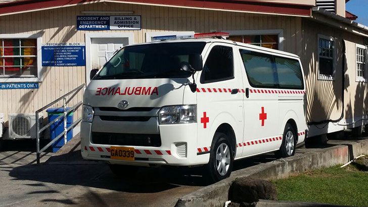 Ministry of Health Commissions New Ambulances - The Barnacle News