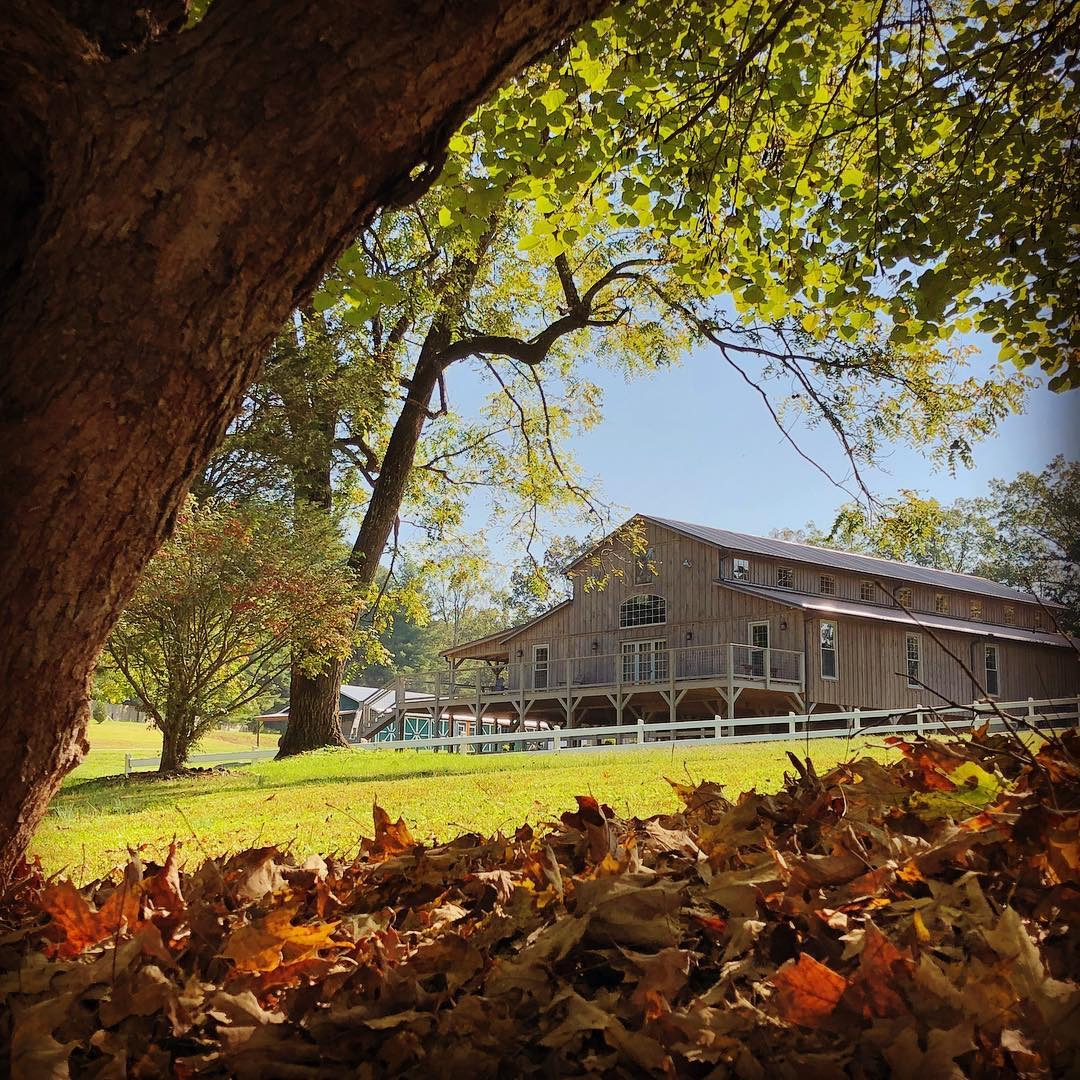 The Barn at Tall Oaks Farm Event Center