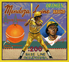 Image result for mlb the mendoza line