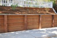 How To Build A Retaining Wall - The Basic Woodworking