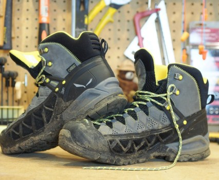 Salewa Gore Tex Surround Boot 1