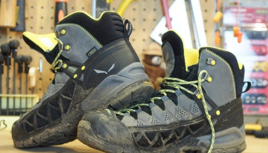 Basin and Range Field Test: Salewa Alp Flow Mid GORE-TEX SURROUND Boot