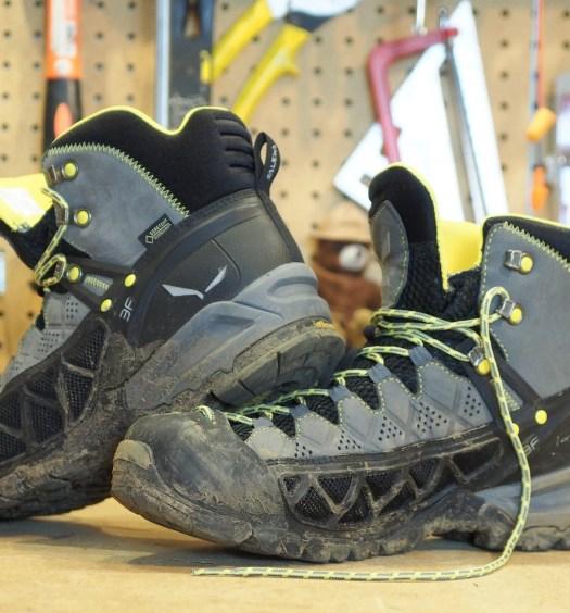 Salewa Gore Tex Surround Boot 1