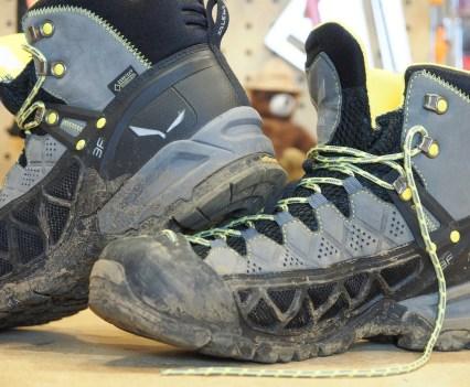 Salewa Gore Tex Surround Boot 4