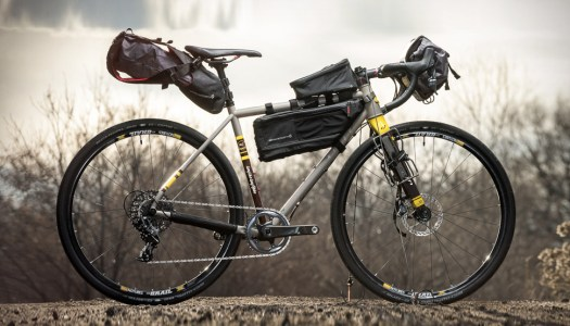 Niner Introduces RLT 9 Steel Adventure Bike