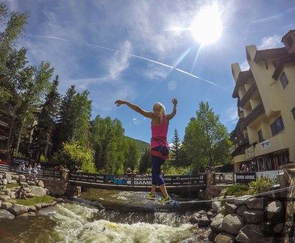 GoPro Mountain Games -Slackline - Photo by ShowLoveMedia
