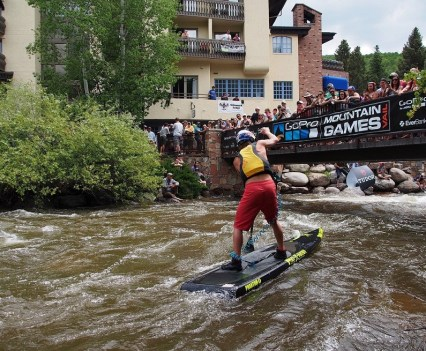 GoPro Mountain Games -SUP - Photo by Charles Watkins