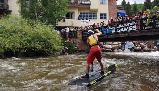 What's new for the 2017 GoPro Mountain Games