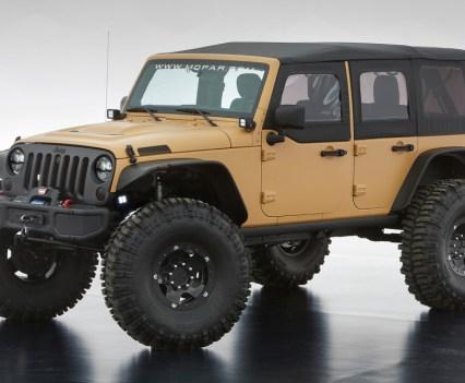 2018 Jeep Wrangler Diesel Redesign