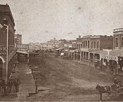 Denver 1866 Blake Street Saloon